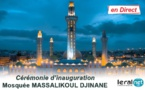 Suivez en direct sur Leral, l'inauguration de la mosquée Massalikoul Jinane