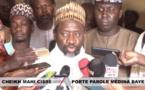 VIDEO - Cérémonie de levée de fonds pour les projets de Médina BAYE: Cheikh Mahi Cissé (Porte - parole)