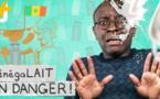 """VIDEO - Voici comment l'Europe vend un """"faux lait"""" en Afrique"""