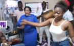 """VIDEO - Anniversaire d'Oumou Sow: Un """"yendou"""" très rythmé"""