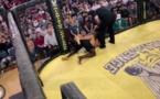 VIDEO- MMA : Intégralité de la 2ème victoire de Siteu