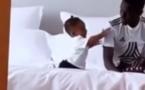 VIDEO - Quand Gana apprend le wolof à son fils âgé de seulement un an ! REGARDEZ