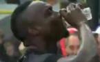 """""""Célébration avec de la bière"""": Mbaye Diagne laisse éclater sa colère"""