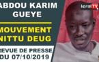 VIDEO - Gravement malade, l'activiste Karim Xrum Xax sur le point d'être évacué pour...