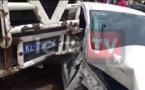 """Urgent - VIDEO: Un camion """"fou"""" a tout ravagé sur son passage et a failli..."""