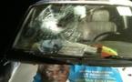 THIES : Les jeunes du M23 ont saccagé le véhicule de l'animateur du Pds