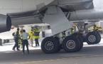 """Exclusif Leral - Vidéo de l'avion qui a faillit se crasher à l""""AIBD"""