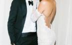 Les premières images du mariage de Hailey et Justin Bieber