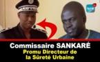 VIDEO - Commissaire Sangaré promu Directeur de la Sûreté Urbaine