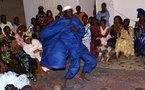 Retenez le...Abdou Fall est prêt à s'envoler