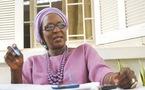 Présidentielle 2012 - Temps d'antenne d'Amsatou Sow Sidibé du vendredi février 2012