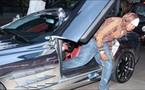 El Hadji Diouf réagit: « J'ai vendu ma voiture, elle n'a pas été saisie… »