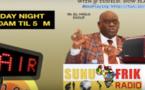 VIDEO - Me El Hadji Diouf: « Les militants d'Ousmane Sonko de la diaspora ne le connaissent pas ».