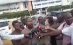 VIDEO - FRAPP/France Dégage porte plainte contre Mamour Diallo et Tahirou Sarr