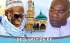 VIDEO - MAGAL 2019: Déclaration de Serigne Saliou Thioune