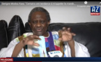 """VIDEO- Serigne Modou Kara: """"Certains ont tendance à m'appeler le marabout des bandits mais..."""""""