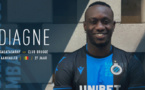 Ligue des champions: Mbaye Diagne écarté du groupe du FC Bruges contre le PSG, Krépin Diatta bien présent