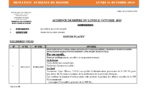 Tribunal du Commerce: Délibérés des Audiences de Référés du lundi 21 octobre