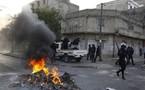 [Video] Y'en a marre: Karim Wade « déboulonné » et «lapidé» par des jeunes mécontents, comme le fut Sadam Hussein