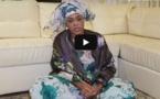 "VIDEO - Sokhna Aida demande Pardon à Serigne Mountakha "" Magui toube Serigne bi"""
