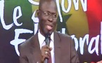 Cheikh Bamba Dieye Invité de L'émission Show Electoral de la TFM