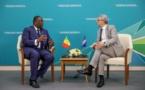 PHOTOS - Le tête-à-tête du Président Macky Sall et de son homologue du Cap-Vert