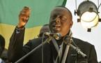 Présidentielle 2012 - Temps d'antenne de Cheikh Tidiane Gadio du vendredi 17 février 2012