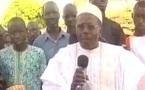 Présidentielle 2012 - Temps d'antenne de Mor Dieng du samedi 18 février 2012