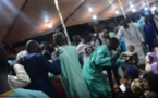"""VIDEO - Ambiance """"doukatt"""" desTthiantacounes chez Serigne Saliou Thioune avec une foule immense"""