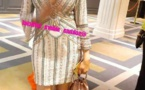 PHOTOS - Dôme de Paris de Wally Seck: Admirez la robe de Sokhna Aïdara