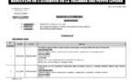 Tribunal du Commerce: Délibérés des Audiences de la Chambre des Petits Litiges de ce mardi 29 octobre