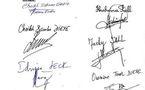 Contribution: Sur 8 signataires du M23 seuls 3 ont tenu parole (Ibrahima Fall, Idrissa Seck, Bamba Diéye)