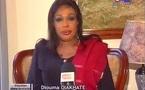 Présidentielle 2012 - Temps d'antenne de Diouma Dieng Diakhaté du mercredi 22 février 2012