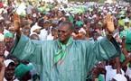 Présidentielle 2012 - Temps d'antenne d'Ousmane Tanor Dieng du mercredi 22 février 2012