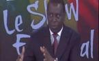 Emission Show-Electoral de la TFM avec comme invité Cheikh Tidjiane Gadio