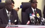 Le chef de la diplomatie sénégalaise dement toute violation du droit de manifester au Sénégal .(Me Madické Niang)