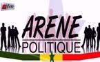 Emission Arène Politique de la TFM