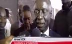 Présidentielle 2012 - Temps d'antenne de Idrissa seck du lundi 24 février 2012