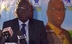 Présidentielle 2012 - Temps d'antenne de Djibril Ngom du lundi 24 février 2012
