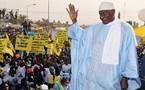 Présidentielle 2012 - Temps d'antenne d' Abdoulaye Wade du lundi 24 février 2012