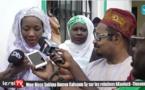 VIDEO - Madame NIASS Oumou KALSOUM SY sur les relations KAOLACK - TIVAOUANE et récite des versets de prières...