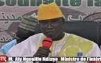 VIDEO - GAMOU 2019 à Kaolack: Le discours de M. Aly NGOUILLE NDIAYE (Ministre de l'intérieur)