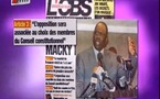 Revue de Presse de Lamine Samba du Jeudi 01 Mars