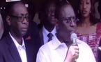 Youssou Ndour dépose ses moyens chez Macky Sall