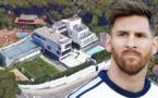Lionel Messi: Interdiction aux avions de survoler sa maison… la raison !