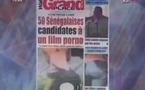 Revue de Presse de Fabrice Nguéma du Mercredi 7 Mars