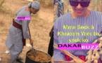 PHOTOS - Moisson à Khelcom : Sokhna Aidara à l'œuvre