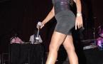 La petite robe sexy de Viviane Ndour