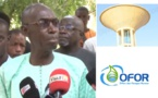 VIDEO - YELLY COULIBALY interpelle le Ministre de l'hydraulique et demande l'audition de l'OFOR...