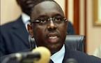 Presidentielle 2012 : temps d'antenne du Candidat Macky sall du vendredi 09 Mars